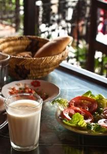 dieta jogurtowa menu