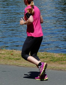 chodzenie spacer spalanie kalorii