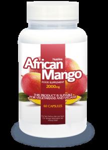 dieta Sandruni - African Mango