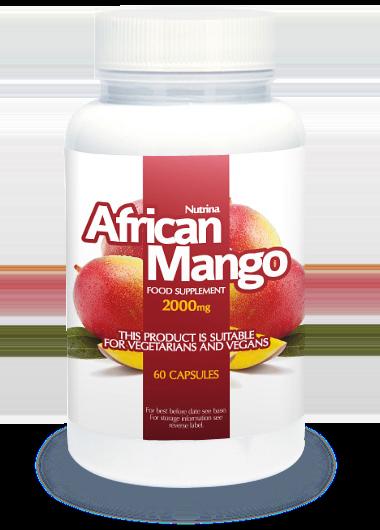 Suplement diety African Mango