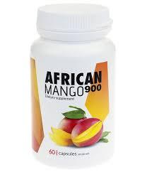 Tabletki na odchudzanie African Mango 900