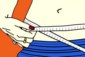 Efekty odchudzania z dietą Holtona.