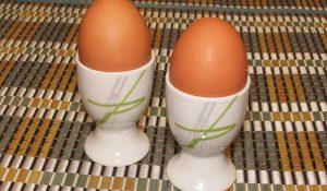 dieta jajeczna - błyskawiczna dieta monotematyczna