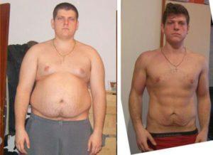 Odchudzanie przed i po – motywacja do odchudzania