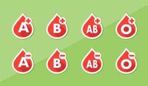 Dieta zgodna z grupą krwi.